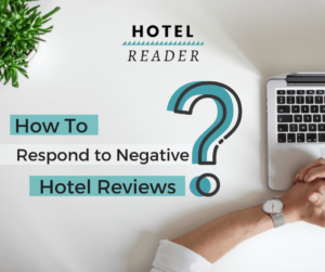 how to respond to negative hotel reviews