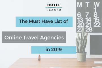 Online Travel Agencies list 2019