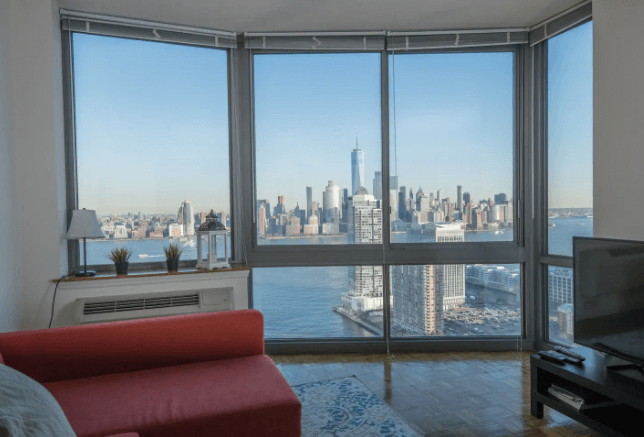 airbnb first time coupon for Jersey City, New York